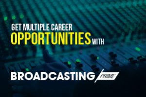 Broadcast Prime Course Arena Chandigarh